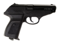 Product detail of Gamo P-23 Air Pistol 177 Caliber BB and Pellet Black Poly Grips Matte