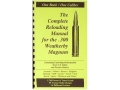 "Product detail of Loadbooks USA ""300 Weatherby Magnum"" Reloading Manual"