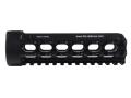 Product detail of Mako Handguard Rail System HK MP5K Aluminum Black