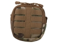 Product detail of Spec.-Ops.  MOLLE Compatible General Purpose Admin Pouch Nylon