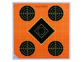 "Product detail of Caldwell Orange Peel Target 8"" Self-Adhesive Sight-In Package of 12"