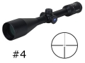 Product detail of Zeiss MC Conquest Rifle Scope 4.5-14x 50mm Side Focus #4 Reticle Matte
