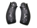 Product detail of Vintage Gun Grips Iver Johnson Break Top with Hammer 38 Caliber Polymer Black