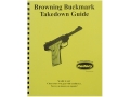 "Product detail of Radocy Takedown Guide ""Browning Buckmark"""