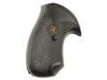 Product detail of Pachmayr Compac Grips Rossi Rubber Black