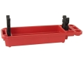 Product detail of MTM Gunsmith's Gun Maintenance Center Plastic Red