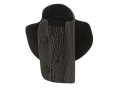 Product detail of Wilson Combat Adjuster Holster Right Hand 1911, CZ 75, Hi-Power, S&W 4506 Shark/Leather/Kevlar/Kydex Black