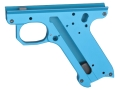 Product detail of Volquartsen Lightweight Replacement Frame Stripped Ruger Mark II, Mark III Aluminum Blue