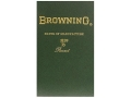 "Product detail of ""Browning Dates of Manufacture 1824 to 1988"" Book by George Madis"
