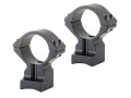 "Product detail of Talley Lightweight 2-Piece Scope Mounts with Integral 1"" Rings Kimber 8400 (8x 40 Screws) Matte High"