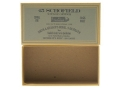 Product detail of Cheyenne Pioneer Cartridge Box 45 S&W Schofield Chipboard Pack of 5