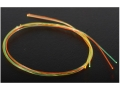 """Product detail of TRUGLO Replacement Fiber Optic Rod 9"""" Long Green, Red, Yellow Package of 5"""