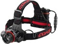 Product detail of Coast HL8 Headlamp LED Focusable Variable Power with 4 AA  Batteries Aluminum Black