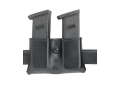 "Product detail of Safariland 079 Double Magazine Pouch 1-3/4"" Snap-On Beretta 8045F, Glock 17, 19, 22, 23, 26, 27, 34, 35, HK USP 9C, 40C, Sig P229, SP2340, S&W Sigma Polymer"