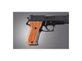 Product detail of Hogue Fancy Hardwood Grips Sig Sauer P226 Checkered