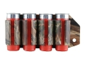 Product detail of TacStar SideSaddle Shotshell Ammunition Carrier 12 Gauge 4-Round Remington 870, 1100, 11-87 Advantage Camo