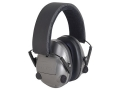 Thumbnail Image: Product detail of Radians Pro-Amp Electronic Earmuffs (NRR 23 dB) Gray