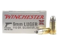 Product detail of Winchester Super-X Ammunition 9mm Luger 115 Grain Silvertip Hollow Point