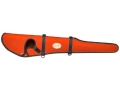 "Product detail of Hunter 1290 Ruffstuff Scoped Rifle Scabbard Hooded End for 26"" Barrel Rifle Nylon Orange"