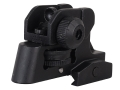 Product detail of GMG Detachable Rear Sight A2-Style AR-15 Aluminum Matte