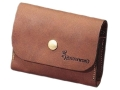 Product detail of Browning Choke 4-Tube Choke Tube Case Leather Tan