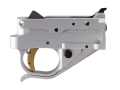 Product detail of Timney Trigger Guard Assembly Ruger 10/22 2-3/4 lb Aluminum Gold with Silver Lower