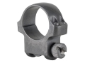 "Product detail of Ruger 1"" Ring Mount 4KTG Target Gray Medium"