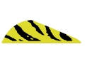 "Product detail of Bohning Tiger Stripe Blazer Vane Arrow Fletching 2"" Pack of 36"