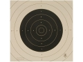 Product detail of NRA Official International Pistol Targets Repair Center B-19C 25/50 Yard Slow Fire Paper Package of 100
