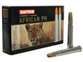 Product detail of Norma African PH Ammunition 375 Flanged Magnum 300 Grain Woodleigh Full Metal Jacket Box of 10