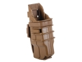 Product detail of ITW FastMag Pistol Gen III Single Magazine Pouch Pistol MOLLE/Duty Belt Compatible Polymer