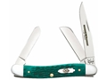 Product detail of Case Medium Stockman Folding Knife Clip, Sheepfoot and Spey Blades