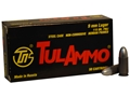 Product detail of TulAmmo Ammunition 9mm Luger 115 Grain Full Metal Jacket (Bi-Metal) Steel Case Berdan Primed