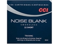 Product detail of CCI Noise Blanks Ammunition 22 Short Box of 100
