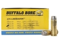 Product detail of Buffalo Bore Ammunition 475 Linebaugh 420 Grain Lead Wide Flat Nose Box of 50
