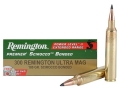 Product detail of Remington Premier Power Level 2 Ammunition 300 Remington Ultra Magnum 180 Grain Swift Scirocco Polymer Tip Box of 20