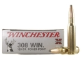 Product detail of Winchester Super-X Ammunition 308 Winchester 180 Grain Power-Point