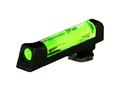 Product detail of HIVIZ Front Sight S&W 99, Walther P99 Steel Fiber Optic Green