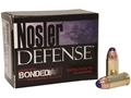 Thumbnail Image: Product detail of Nosler Defense Ammunition 9mm Luger +P 124 Grain ...