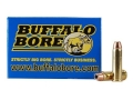 Product detail of Buffalo Bore Ammunition 357 Magnum 140 Grain Jacketed Hollow Point Box of 20
