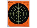 "Product detail of Caldwell Orange Peel Targets 8"" Self-Adhesive Bullseye Package of 100"