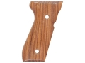 Product detail of Hogue Fancy Hardwood Grips Beretta 92F, 92FS, 92SB, 96, M9 Pau Ferro