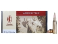 Product detail of Nosler Custom Ammunition 300 Remington Short Action Ultra Magnum 180 Grain E-Tip Lead-Free Box of 20