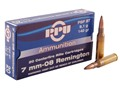 Product detail of Prvi Partizan Ammunition 7mm-08 Remington 140 Grain Pointed Soft Point Boat Tail Box of 20