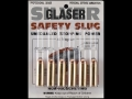 Product detail of Glaser Silver Safety Slug Ammunition 44 Remington Magnum 135 Grain Safety Slug Package of 6