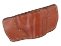 Product detail of Ross Leather Belt Slide Holster Right Hand Beretta 92 Leather Tan