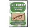 "Product detail of ""M1 Carbine Disassembly & Reassembly"" DVD"