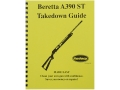 "Thumbnail Image: Product detail of Radocy Takedown Guide ""Beretta A390"""