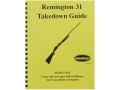 "Product detail of Radocy Takedown Guide ""Remington 31"""