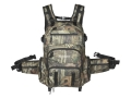 Product detail of Remington Buck Ridge Hydration Ready Day Pack Backpack Nylon Mossy Oak Break-Up Infinity Camo